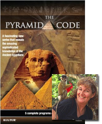 Carmen Boulter and The Pyramid Code