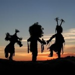 hopi Katchina dancers